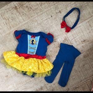 Disney baby snow white Halloween costume
